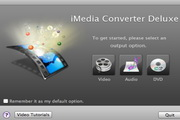 iSkysoft iMedia Converter Deluxe For Mac